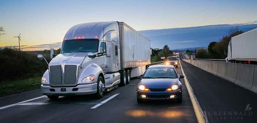Causes of 18-Wheeler Accidents